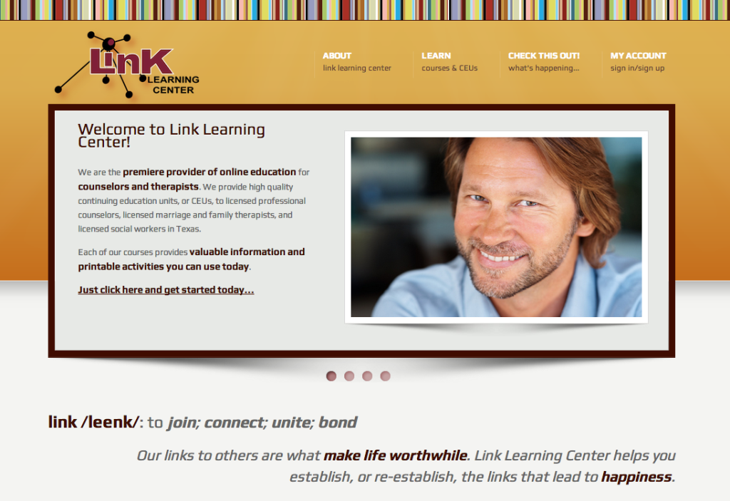 Link Learning Center   -   www.linklearningcenter.org