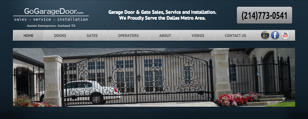 Go Garage Door   -   gogaragedoor.com