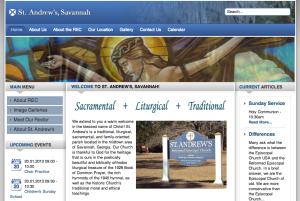 St. Andrew's   -   standrewsrec.org